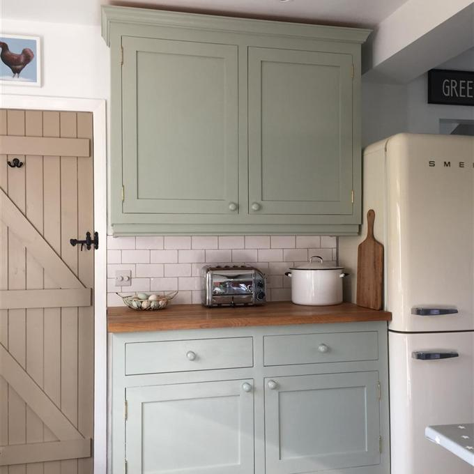 Farrow And Ball Kitchen Cabinets: London Stone