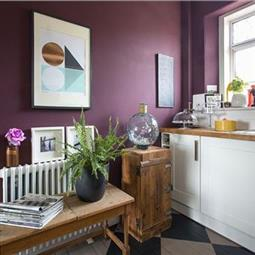 Paint Colours | Brinjal | Farrow & Ball