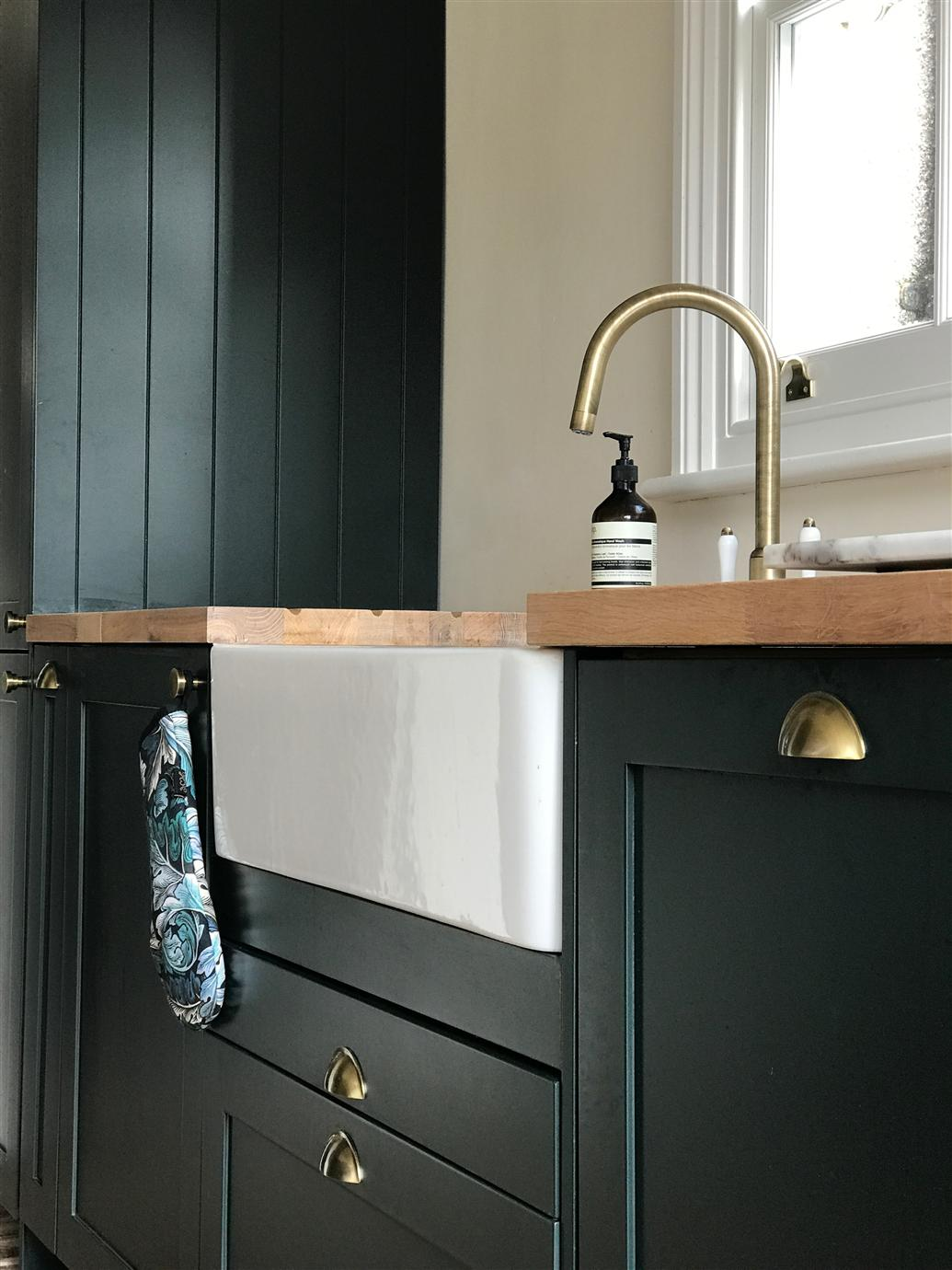 Farrow And Ball On Kitchen Units