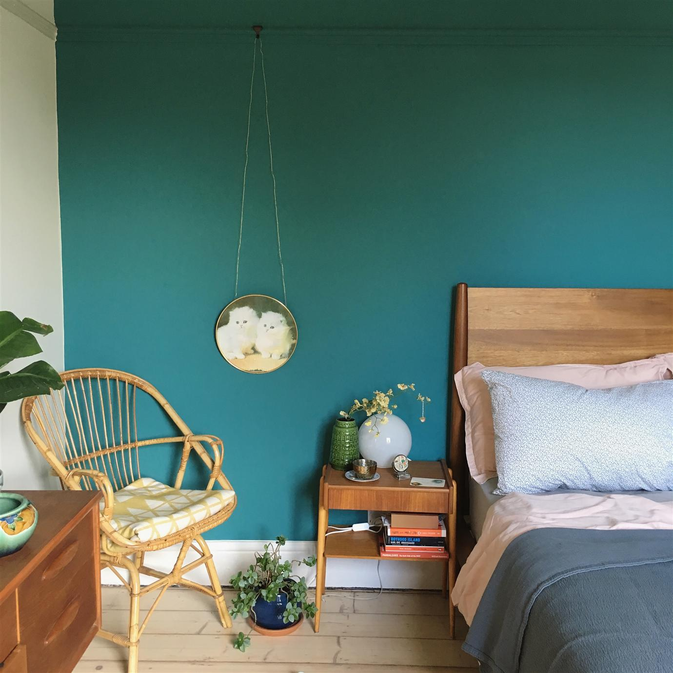 farrow and ball teal home safe. Black Bedroom Furniture Sets. Home Design Ideas