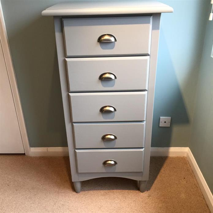 Hand Painted Furniture Drawers