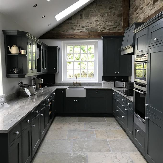 Farrow And Ball Kitchen Cabinets: Purbeck Stone