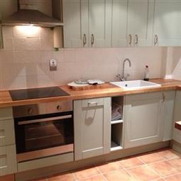 Kitchen Units Painted With Farrow Ball