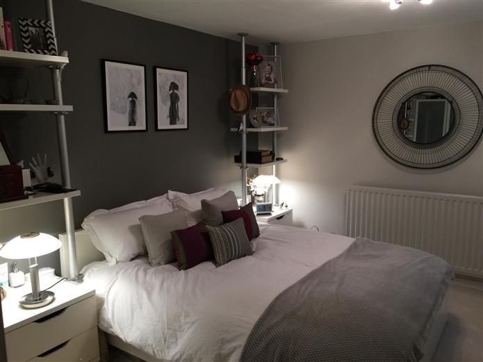 attic bedroom decorating pictures - Farrow & Ball Inspiration