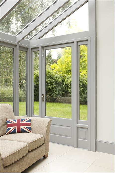 Dulux Paint For Conservatory