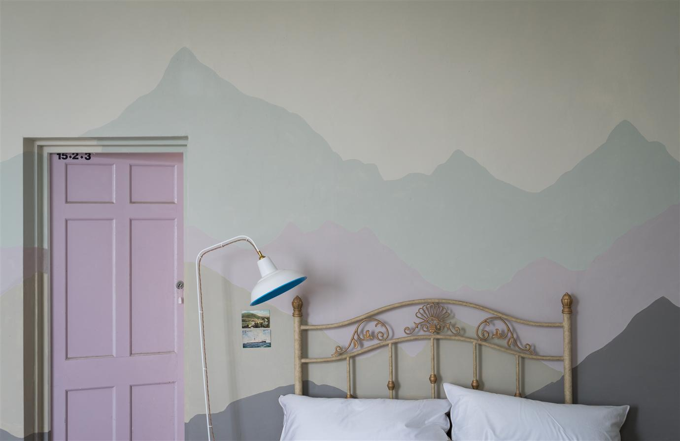 Peignoir Paint Colour In An East Facing Room